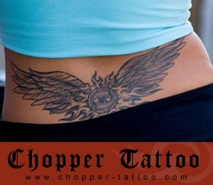 Chopper Tattoo